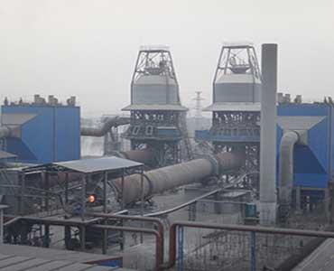 cement rotary kiln agico