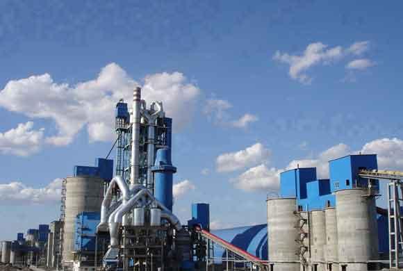 dry process cement plant agico