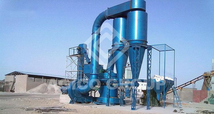 cement separator Installation agico