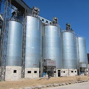 cement silos agico
