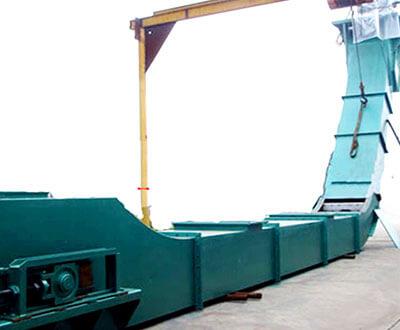 agico scraper conveyor