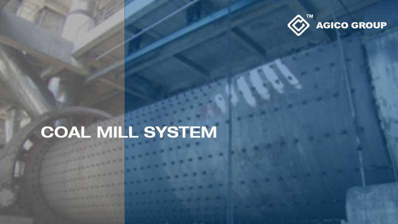 coal mill system agico